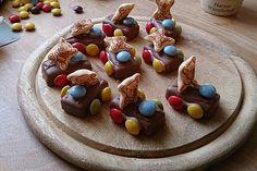 Schoko-Auto 12 Pudding, Fruit, Breakfast, Desserts, Pies, Cute Ideas, Birthday Cakes, Food Portions, Morning Coffee