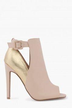 nude tone Women Shoe