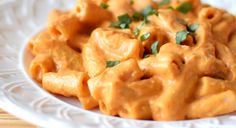 Creamy Roasted Tomato Vodka Sauce with Penne