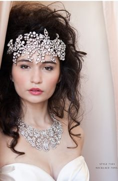thomas knoell jewelry | Malis Henderson Headpieces & Accessories Accessories