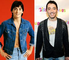 Scott Baio  Happy Days' Chachi Arcola won over the ladies on the '80s sitcom, that paved the way for a Joanie Loves Chachi spinoff. From 1984-1990, Baio starred in Charles in Charge opposite Willie Aames. Prior to tying the knot with Renee Sloan in 2007, Baio appeared in the VH1 reality series Scott Baio Is 45…and Single. When Baio and Sloan became pregnant with their daughter Bailey, the series was renamed Scott Baio Is 46…and Pregnant.