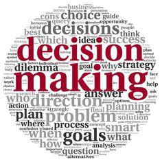 Päätöksenteon tukeminen oli opinnoista lempiosuuteni - olen myös työskennellyt sen parissa. Päätöksenteko on yritysten perustyötä eikä sitä tule unohtaa millään asteella.