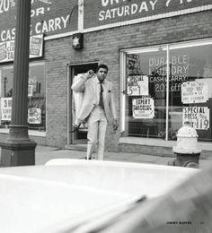 Jimmy Ruffin - rare shot