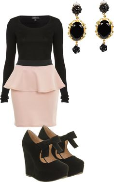 """Untitled #125"" by jennafufu on Polyvore"