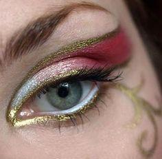 DIY Halloween Makeup : Masquerade