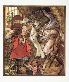 Trina Schart Hyman illustration   My Hood: Fairytale Festival at Ford House - Mrs. Weber's Neighborhood