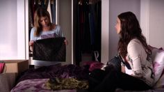 """Spencer tries to console Hanna. Clip from S.4 Ep.16 """"Close Encounters."""""""