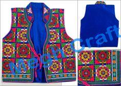 Designer HANDMADE JACKET KOTI Retail : http://indianethnicjewelry.com Whatsapp : +91 9375519381 E-mail : craftnjewelery@gmail.com