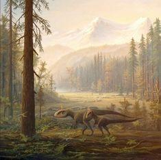 Jurassic Park - Dinosaur Art, Paintings, Drawings & Sculpture