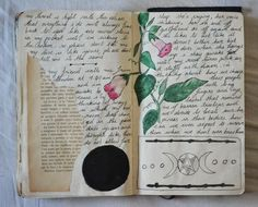 serafique: remember that no one can stop you from pretending that your journal is an ancient spell book for a couple of days