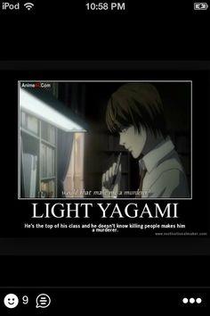 Light Yagami from DeathNote Aka Kira