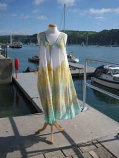 Beautiful tunic for those hot summer evenings £45 #summer #dartmouthuk