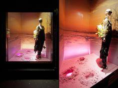 Lafayette windows 2014 Summer, Paris – France » Retail Design Blog