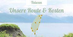 Taiwan - Reiseroute und Kosten