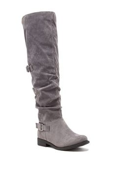 Zaylea Boot by Bucco Grey Boots, Nordstrom Rack, Riding Boots, Free Shipping, Shoes, Fashion, Gray Boots, Horse Riding Boots, Moda