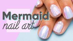 ipsy Nailed It | Easy Mermaid Nail Art Tutorial Step by Step