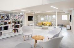 Médiathèque Le Bouscat ©IDM design library