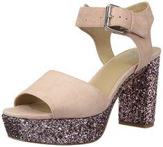 59dd822084b The Fix Women s Farah Single Buckle Platform Dress Sandal
