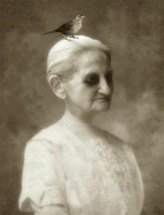 creepy women | Old woman | Creepy stuff