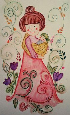 Love  Kids Rugs, Illustrations, Home Decor, Kid Friendly Rugs, Illustration, Interior Design, Home Interiors, Illustrators, Decoration Home