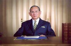 König Bhumibol Rama 9 von Thailand