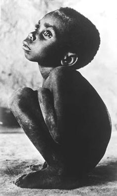 1976, Haiti. What is wrong with this picture??