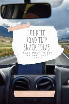 There are plenty of keto snacks that will keep you on track and satisfied while traveling, including these 101 amazing options. From drinks to all natural jerky, this list has it all! You won't have to worry about getting off your diet when you're out for a road trip with friends or family because we've got the perfect food ideas for you. Check them out in this post! Healthy Low Carb Snacks, Good Keto Snacks, Gluten Free Snacks, Road Trip Snacks, Workout To Lose Weight Fast, Sugar Free Diet, Keto For Beginners, Perfect Food, No Carb Diets