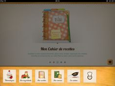 icookit pour iPad sur l'iTunes App Store