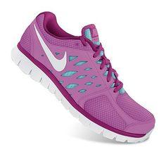 best cheap dae4b 1b32b Nike Purple Flex Run Running Shoes - Women (887229920025) Nike shoes at  Kohl s -