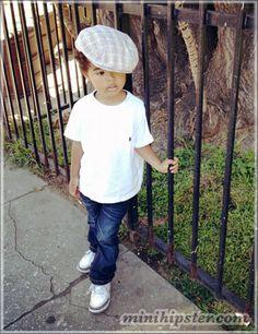 Randy... MiniHipster.com: kids street fashion (minihipster.com) #coolstreetkuds