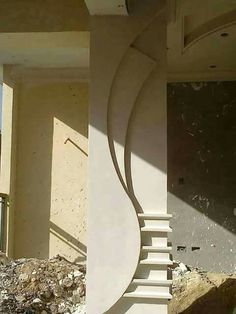House Front Wall Design, House Balcony Design, House Outer Design, House Floor Design, Balcony Grill Design, Room Door Design, Bungalow House Design, Modern House Design, Pop Ceiling Design
