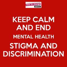 Ending the Stigma of Mental Illness #theirrationalmind #mentalillness #mentalhealth theirrationalmind.com