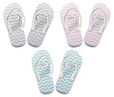Personalized Women's Flip Flops