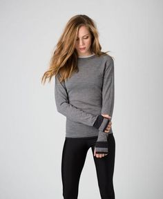 MERINO BASE LAYER // FINDRA Merino long-sleeved baselayers for cycling, walking and staying active. On thecyclingstore.cc now Knitwear, Layers, Pullover, Sweatshirts, Long Sleeve, Knits, Cycling, Sweaters, Walking