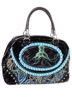 Also want! Creatures of the Deep Handbag   PLASTICLAND