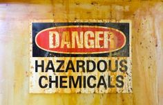 Toxic chemicals such as  salts, formaldehyde, coal-tar derivative, dyes, sulfides, ammonia, hydrogen peroxide etc