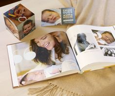 Always remember baby's first few months. Capture your favorite photos in a keepsake photo book.