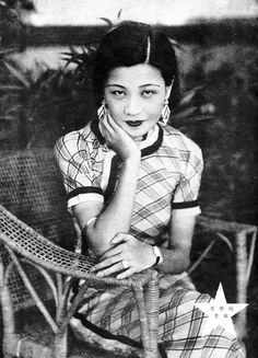 Ruan Lingyu: Greta Garbo of Old Shanghai