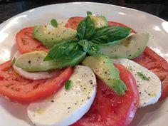 Nothing says Summer like a fresh Caprese Salad!