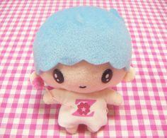 Momoiro Clover Z Sanrio Little Twin Stars Kiki Plush Japan FuRyu Game Toy Doll