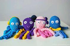 Neuvěříte, jak háčkované chobotnice pomáhají předčasně narozeným dětem   Super mámy