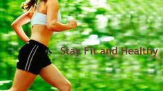 Healthy diet to stay fit