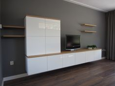 Project History Cabinet-Making And Joinerycabinet Condo Living, New Living Room, Apartment Living, Home And Living, Living Room Decor, Master Bedroom Design, Interior Design Living Room, Living Room Designs, Home Theater Furniture