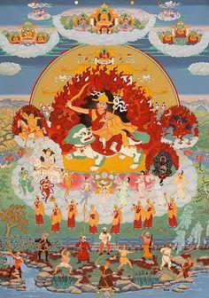 Dharma Protector Dorje Shugden.
