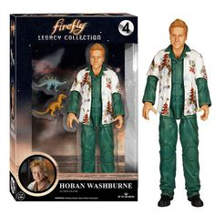 Firefly Hoban Washburne Legacy Collection Action Figure - Funko - Firefly/Serenity - Action Figures at Entertainment Earth