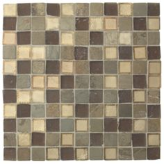 Gold Rush - Iridescent Glass Mosaic - Wall & Floor Tiles | Fired Earth - For accent in bathroom
