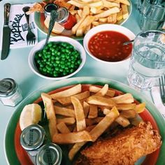 Not all fish and chips are made equal. Eat a fish and chips, but not from a pub or any place that sells anything other than fish and chips like a kebab shop. Check out Poppies in Camden Market or The Fish and Chip Shop at Liverpool Street, or ask around for a local chippy anywhere else.