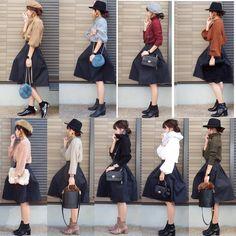 挑戰一件單品連續穿八天也能給人煥然一新的面貌,敢接棒的才是真正的時尚教主! | PopDaily 波波黛莉的異想世界