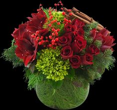 Ina garten why do people only think of evergreens holly - Ina garten flower arrangements ...