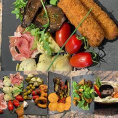 Tapas, Vegetables, Food, Essen, Vegetable Recipes, Meals, Yemek, Veggies, Eten